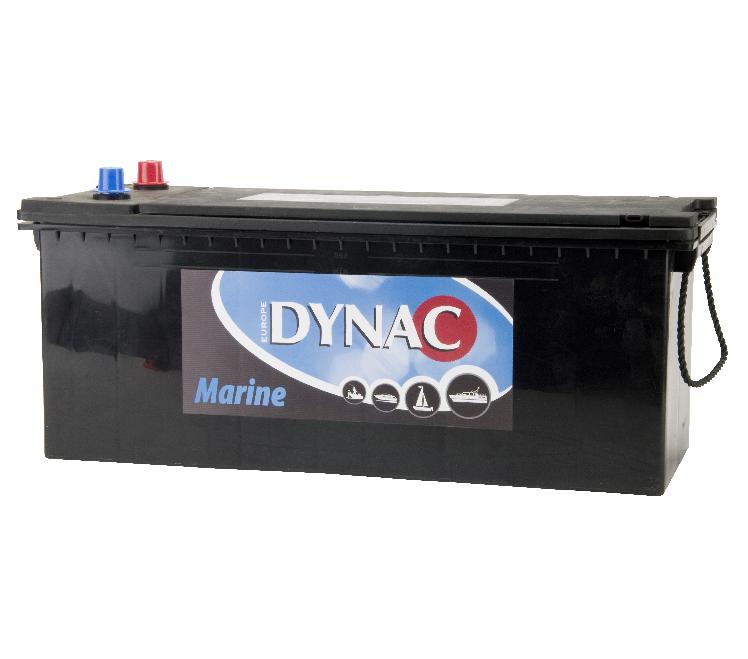 Startaccu 12V 140Ah Marine Onderhoudsvrij LMFM 64020
