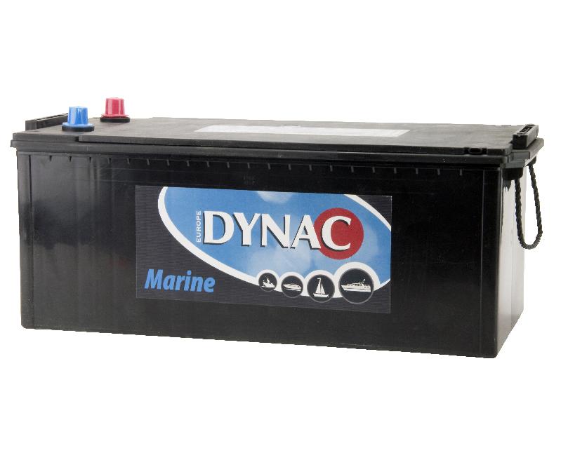 Startaccu 12V 165Ah Marine Onderhoudsvrij LMFM 66514
