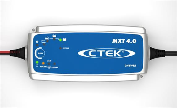 CTEK MXT 4.0 loodaccu lader 24V 4A
