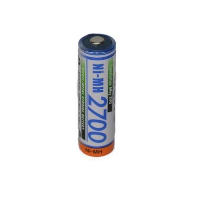 NiMH penlite AA batterij Sanyo 1,2V 2700mAh
