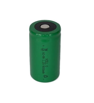 NiMH D batterij 1,2V - 9000mAh ( met soldeerlippen )