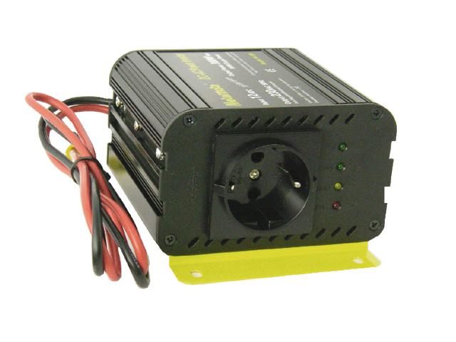 Gemodificeerde Omvormer 500W 12V