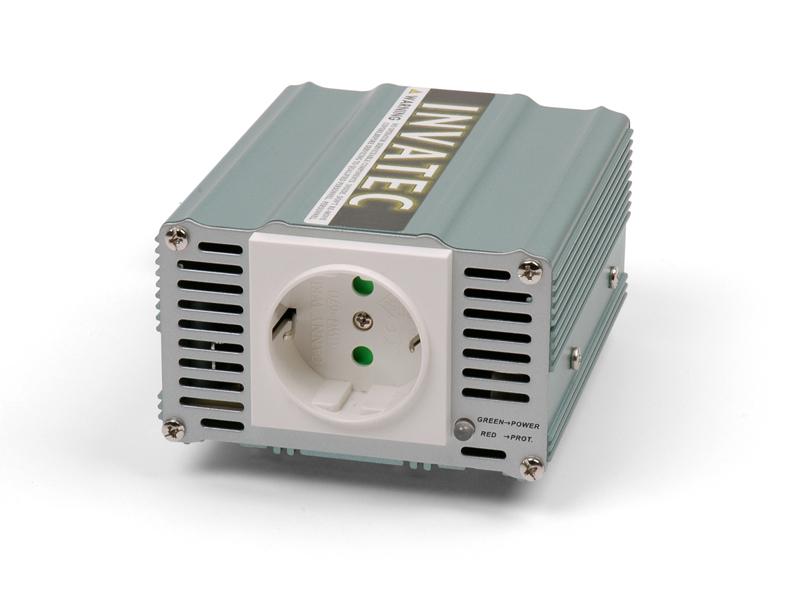 Invatec PM-150 Omvormer 165W 24V