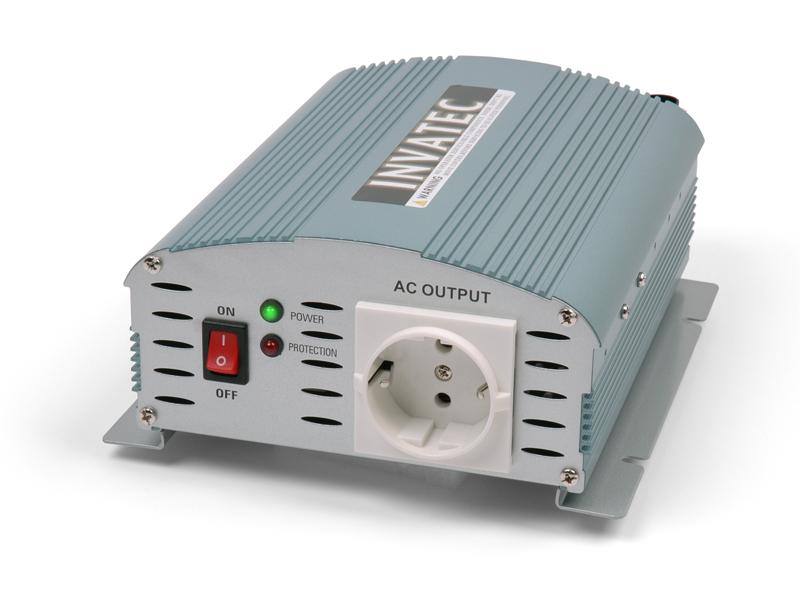 Invatec PM-600 Omvormer 600W 24V