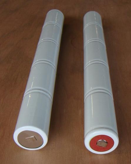 Duiklamp accu voor Metalsub PR1209 Type A
