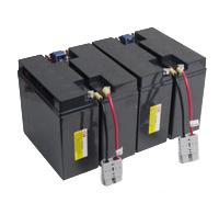 RBC11 UPS noodstroom accu vervangingsset van CSB Battery