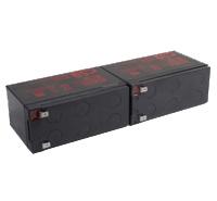 RBC22 UPS noodstroom accu vervangingsset van CSB Battery