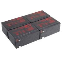 RBC23 UPS noodstroom accu vervangingsset van CSB Battery
