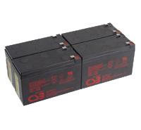 RBC24 UPS vervangings batterij pack voor APC