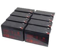 RBC27 UPS vervangings batterij pack voor APC