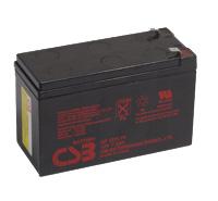 RBC2 UPS noodstroom accu vervangingsset van CSB Battery