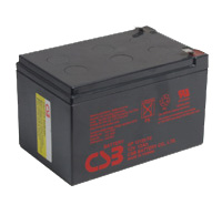 RBC4 UPS noodstroom accu vervangingsset van CSB Battery