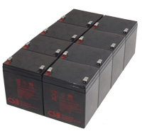 RBC43 UPS vervangings batterij pack voor APC