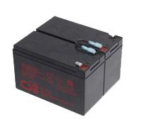 RBC5 UPS noodstroom accu vervangingsset van CSB Battery