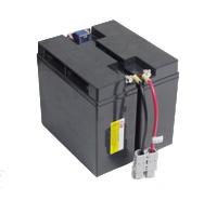 RBC7 UPS noodstroom accu vervangingsset van CSB Battery