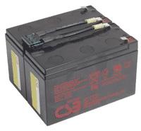 RBC9 UPS noodstroom accu vervangingsset van CSB Battery