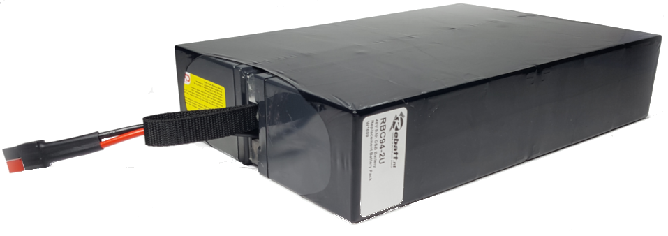 RBC94-2U UPS noodstroom accu vervangingsset van CSB Battery