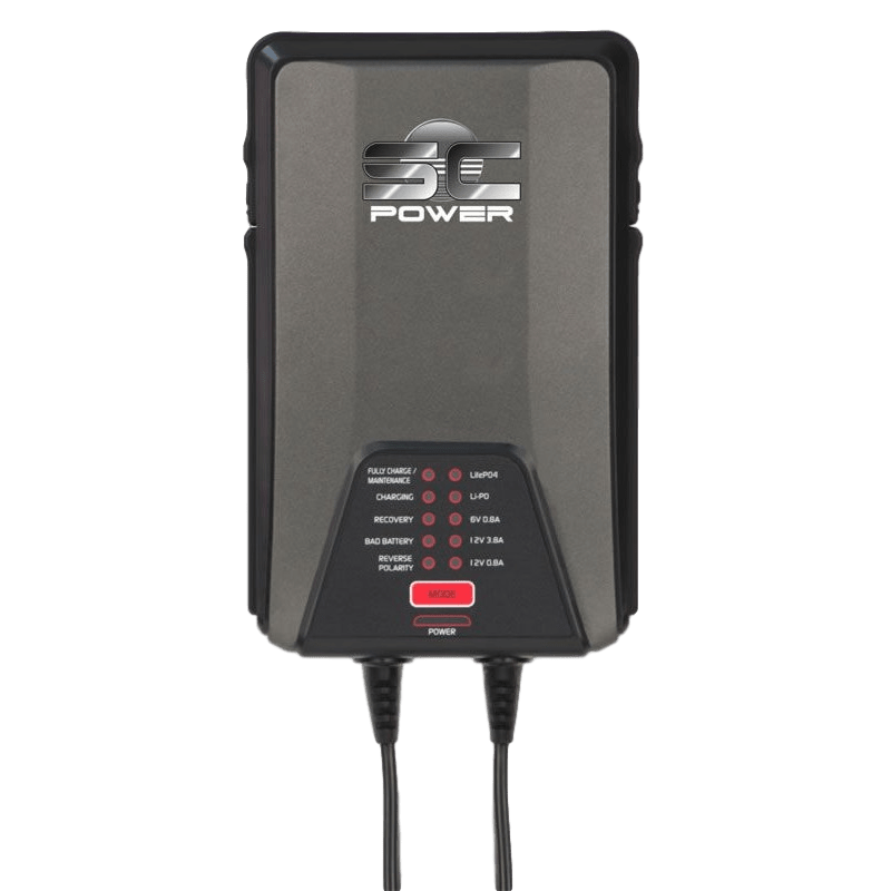 SC38 SC Power Premium 3,8A Acculader