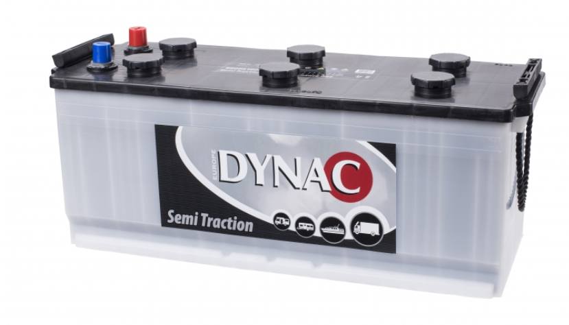 Dynac semi tractie accu 12V 130ah 96051 N