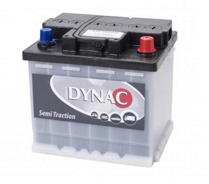 Dynac Semi Tractie STV 95406 Start Accu 12V 50AH