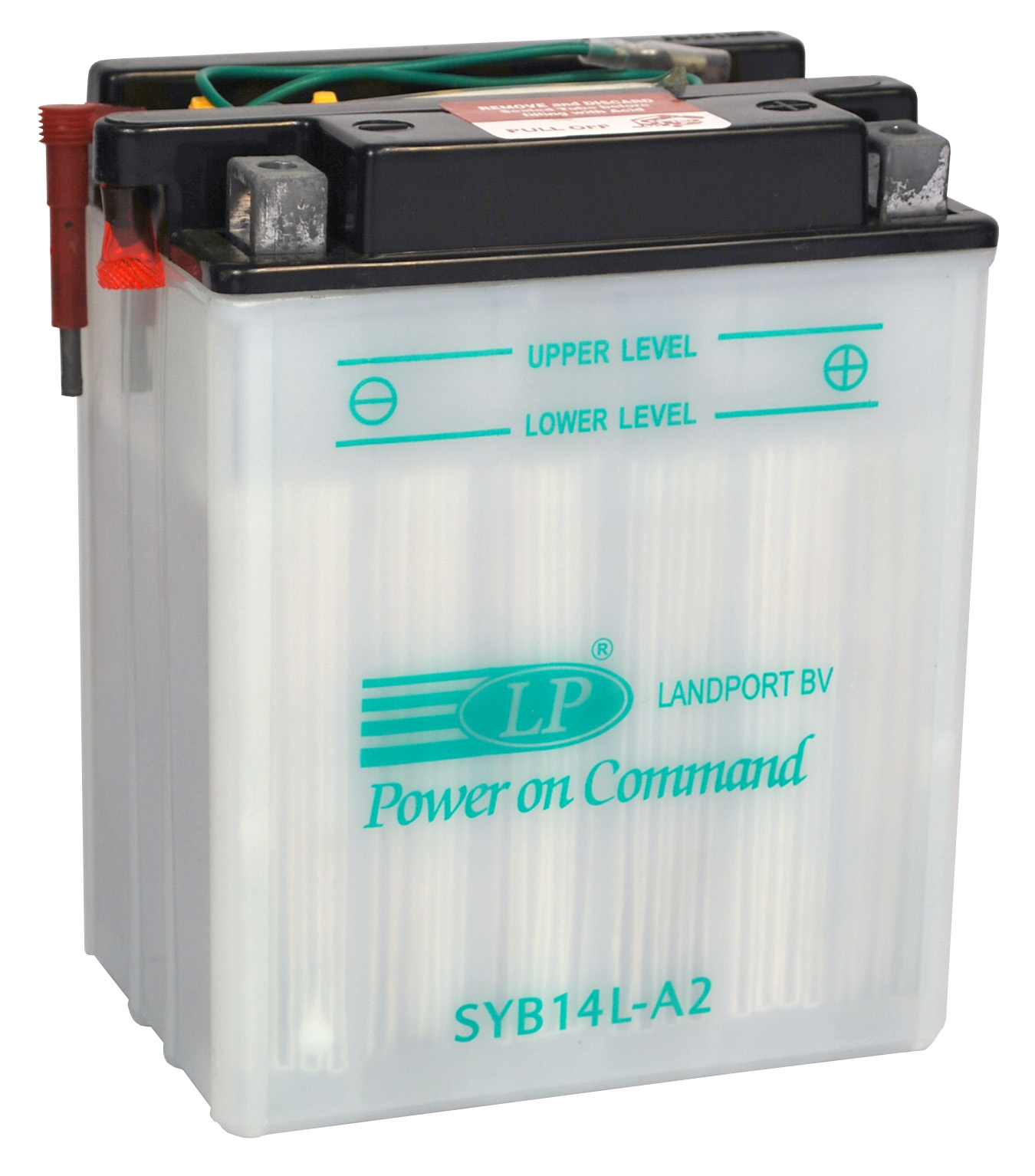 SYB14L-A2 motor accu zonder zuurpakket