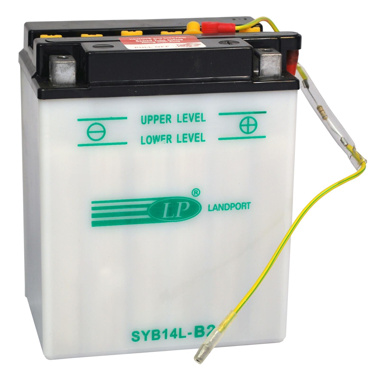 SYB14L-B2 motor accu zonder zuurpakket