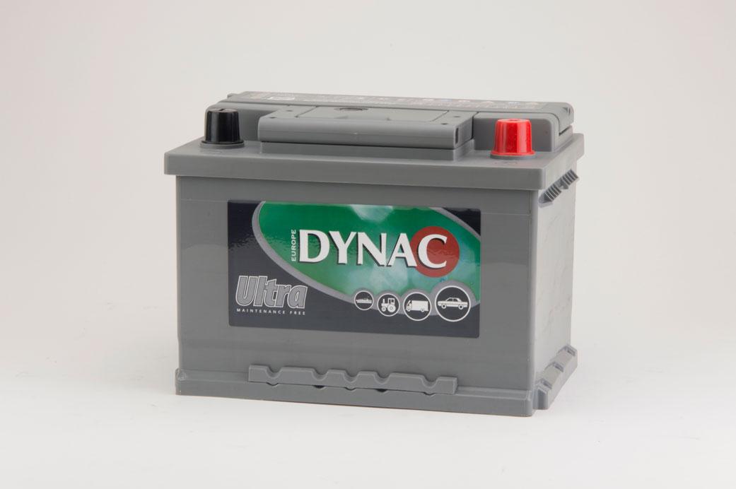 Dynac accu ULTRA 2 (12V 60Ah)