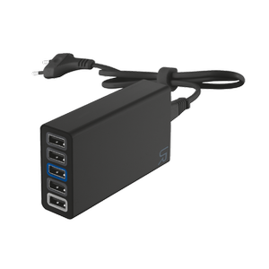Urban Revolt 5 Port USB Fast Charger
