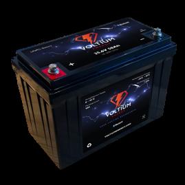 Voltium Energy LiFePO4 accu 25,6V 25Ah met APP