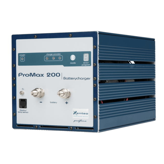Xenteq acculader ProMax 224-70 (24V 70A)