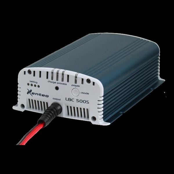 Xenteq acculader LBC 512-10S (12V 10A)