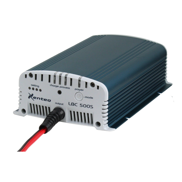 Xenteq acculader LBC 512-20S (12V 20Ah)