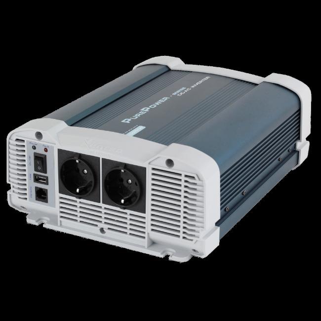 Xenteq PPI 2000-212C Zuivere sinus omvormer 12V - 2000W