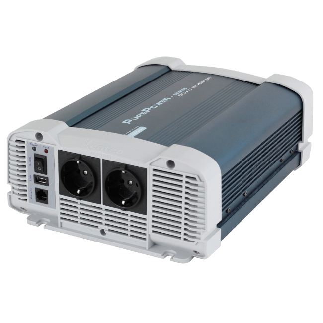 Xenteq PPI 2000-248C Zuivere sinus omvormer 48V - 2000W