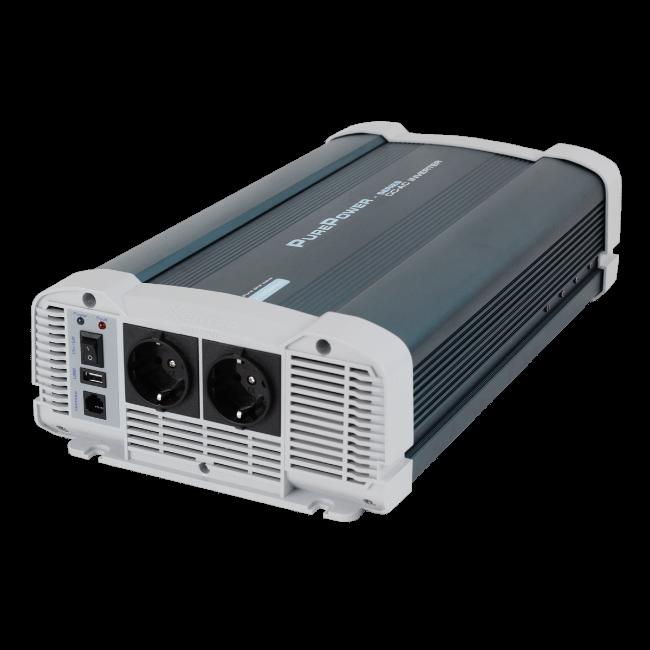 Xenteq PPI 2500-212C Zuivere sinus omvormer 12V - 2500W