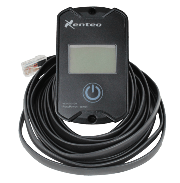 Xenteq PPR-3 afstandsbediening met display (geschikt voor de C modellen)