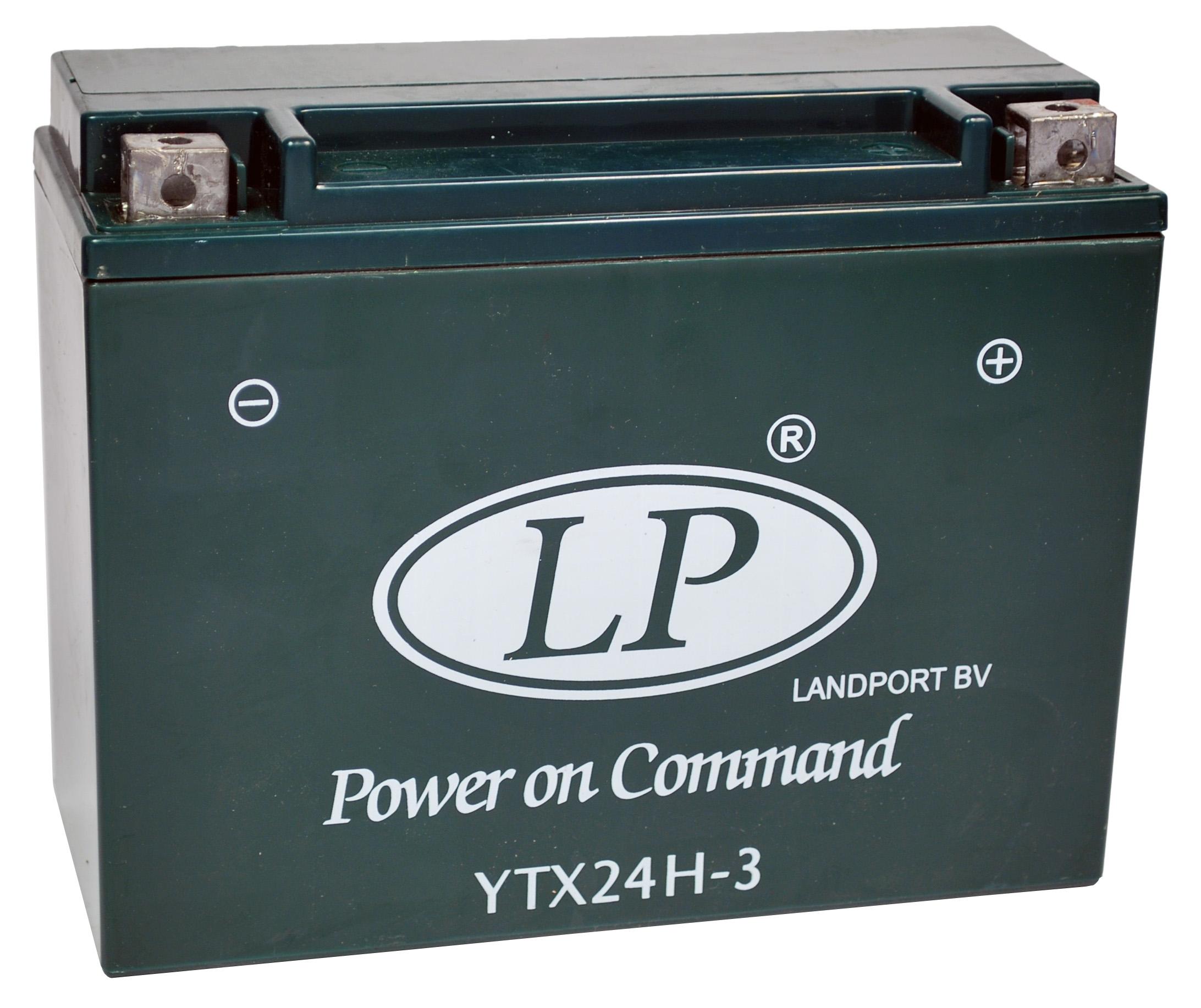 GB10L-A2 motor accu Gel