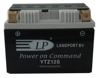 GB14L-A2 motor accu Gel