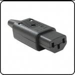 C13 connector - +€2,-