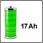 17Ah - +€120,-